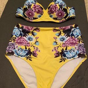 yunging Swim - Yunging swimsuit in large (junior)